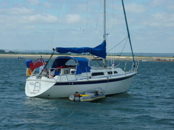 Westerly Merlin 29 (1992) - For Sale