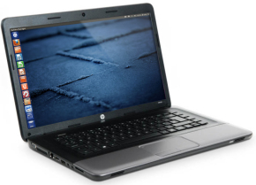 HP 255 G1 Laptop with Ubuntu